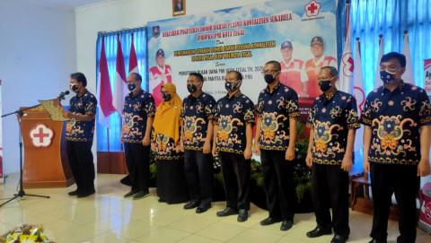 300 Penyintas COVID-19 di Kota Tegal Siap Donasikan Plasma Konvalesen