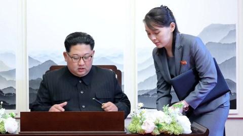 Korut Pertimbangkan KTT Korea, Sebut Harapan untuk Berdamai Tetap Hidup (1)