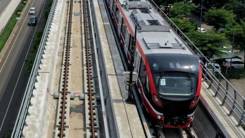 Kemenhub Beberkan Kendala Integrasi Transportasi di LRT Jabodebek (2)