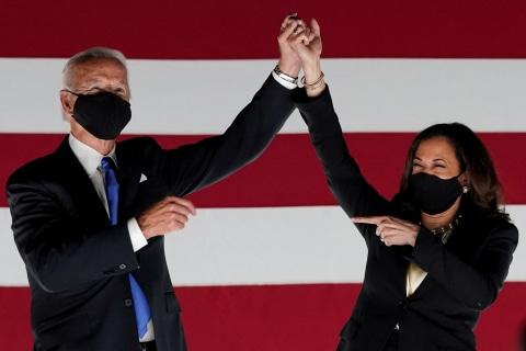 Rangkaian Joe Biden Menuju Gedung Putih: Misa Pagi hingga Pidato Duka COVID-19 (2)