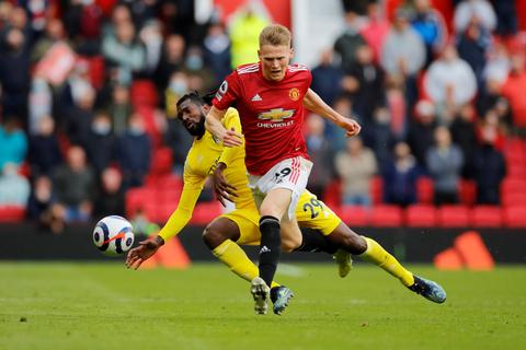 5 Pemain MU yang Tampil Bapuk saat Dibungkam Aston Villa di Old Trafford (4)