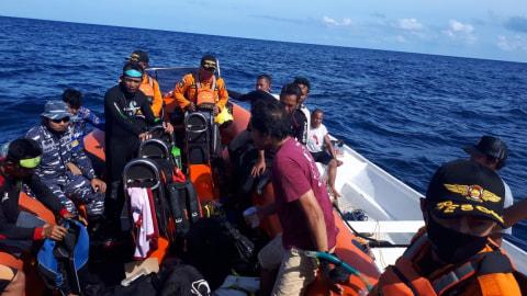 Nelayan Asal Wakatobi Dilaporkan Hilang Saat Melaut