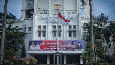 Potret Bangunan Tua Bersejarah di Palembang (2)