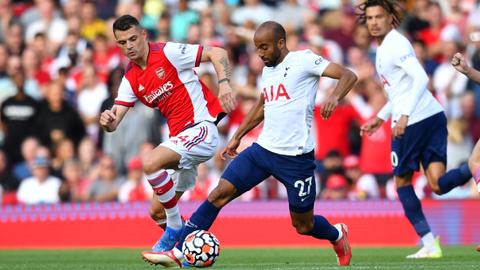 Hasil Liga Inggris: Pemain Mudanya Gemilang, Arsenal Lumat Tottenham Hotspur (1)