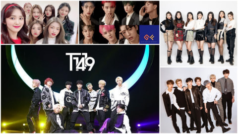 Grup K-Pop yang Siap Debut di Awal 2021: T1419, Purple Kiss, sampai CIIPHER