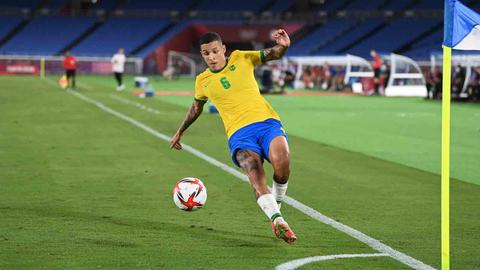 5 Bintang Brasil saat Tundukkan Jerman di Olimpiade 2020 (3)