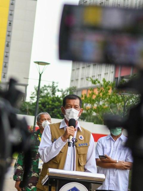 Sebelum Positif, Doni Monardo Rencananya Disuntik Vaksin Corona Pekan Depan