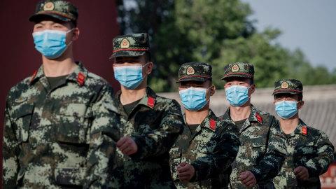 China dan India Sepakat Tarik Militer dari Perbatasan Himalaya (2)