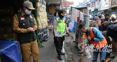 Perwal soal Masker di Kota Sukabumi Diterbitkan, Cek Sanksinya