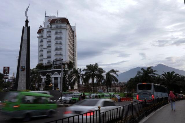 Ikuti Jakarta dan Bandung, 10 Ruas Jalan di Kota Bogor Ditutup Saat Malam Hari (3923)