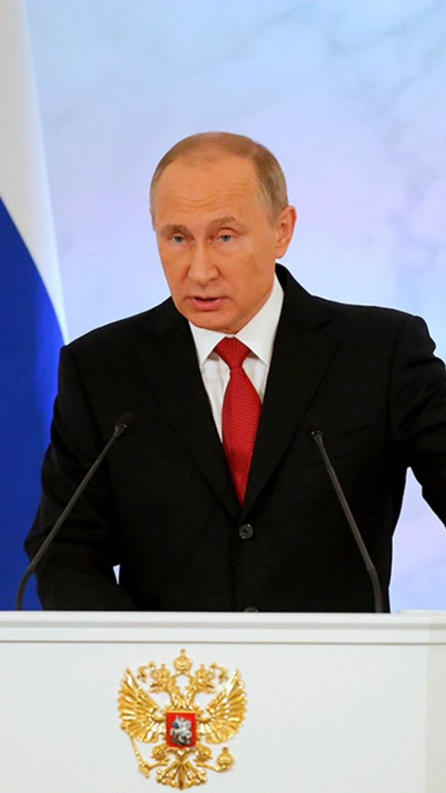 Konspirasi di Awal Takhta Vladimir Putin, Tsar Baru Rusia (180437)