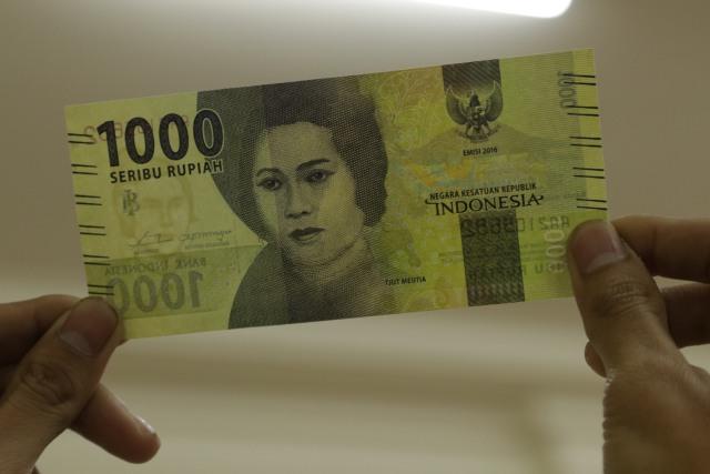 Menerawang Uang Baru
