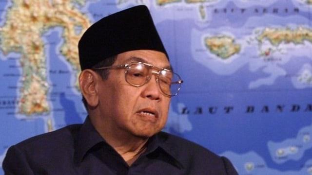 Soal Candaan Gus Dur, Hukum Jangan Jadi Alat Bungkam Kebebasan Berpendapat (82446)