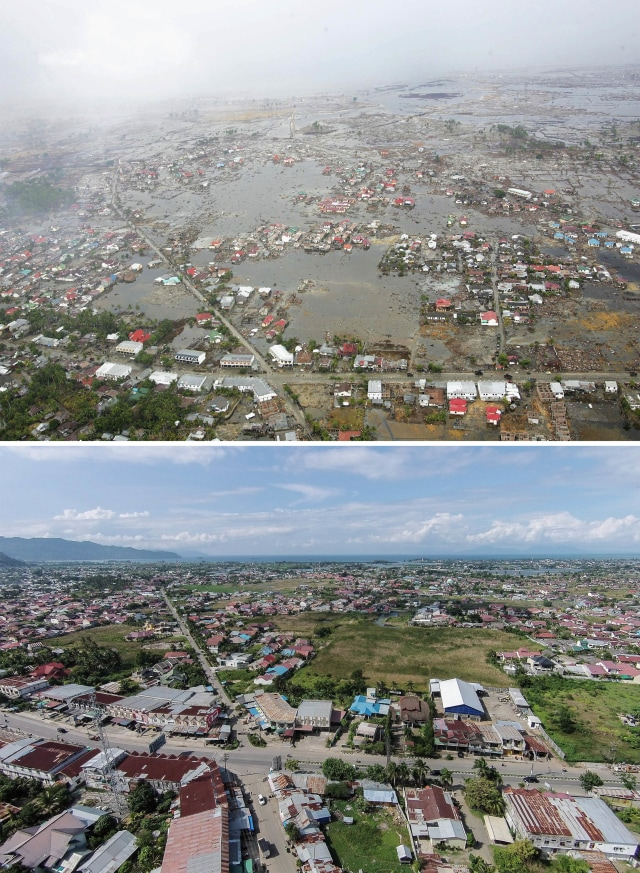 Korban Tsunami Ajukan Suntik Mati ke Pengadilan Banda Aceh (121376)