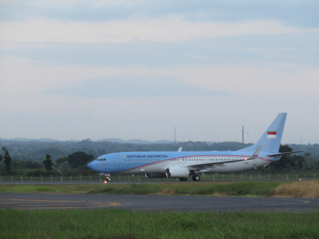 Cat Pesawat Kepresidenan Telan Biaya Miliaran Rupiah, Kok Bisa? (86649)