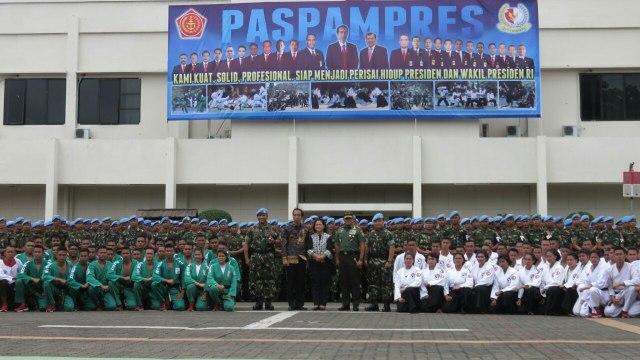Profil Brigjen TNI Agus Subiyanto, Baret Merah yang Jabat Danpaspampres Baru (45648)