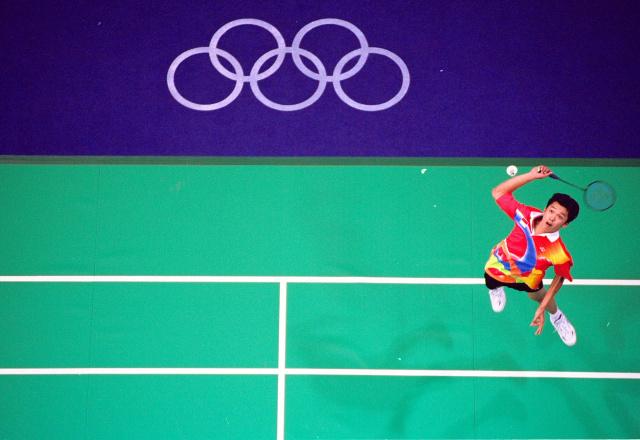 Mengenang 5 Momen Terbaik Taufik Hidayat saat Raih Emas Olimpiade 2004 (2991)