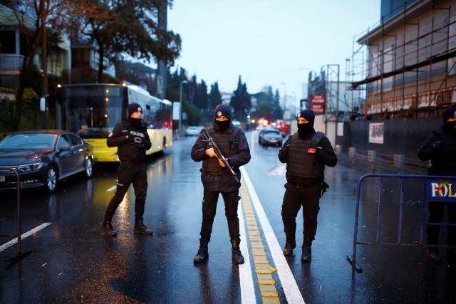 Ledakan Mobil di Turki, 3 Orang Tewas  (146200)
