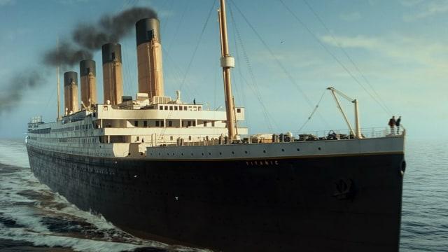 Bersiaplah, Kapal Titanic akan Berlayar Kembali  (241749)