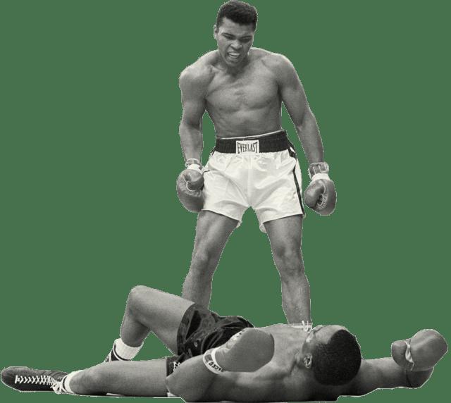 Gambar Mohammad Ali Muhammad Ali Dan Sejarah Dunia Tinju Profesional Kumparan Com