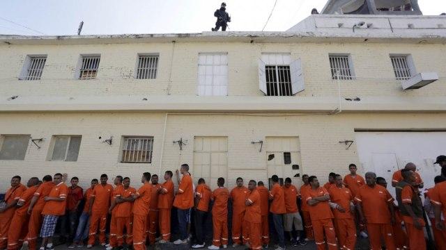 Ilustrasi Penjara