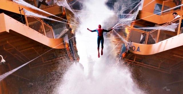Adegan film Spiderman