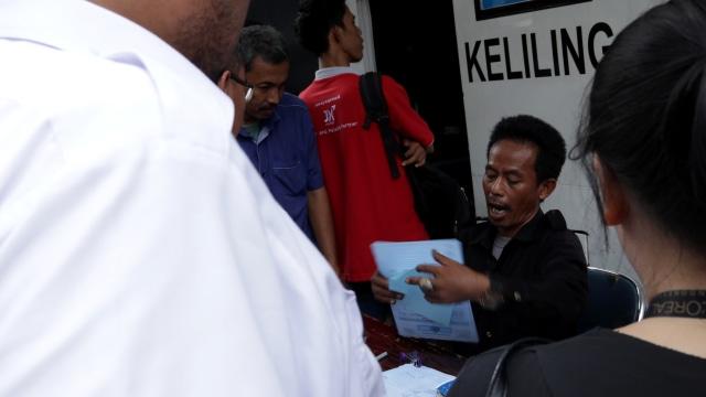 Jadwal SIM Keliling dan Gerai SIM di Jakarta, 18 November 2020 (48190)