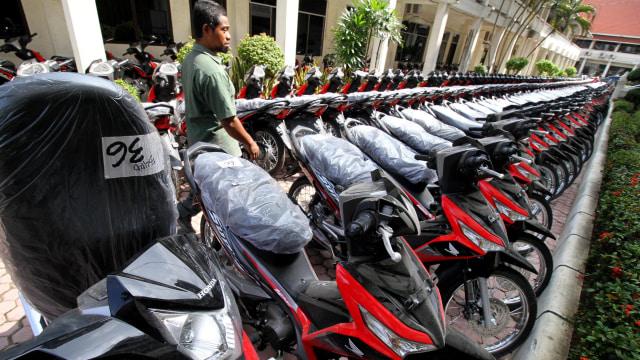 Penjualan Sepeda Motor Naik 8,8% (83202)