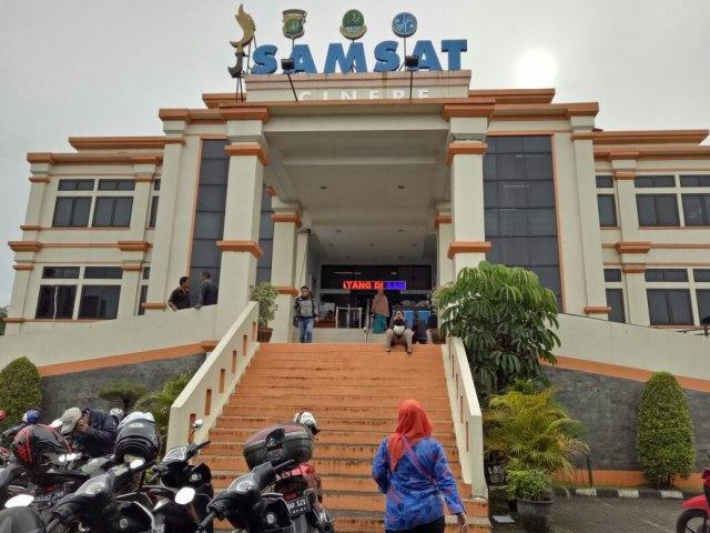 Kantor Samsat Cinere, Depok