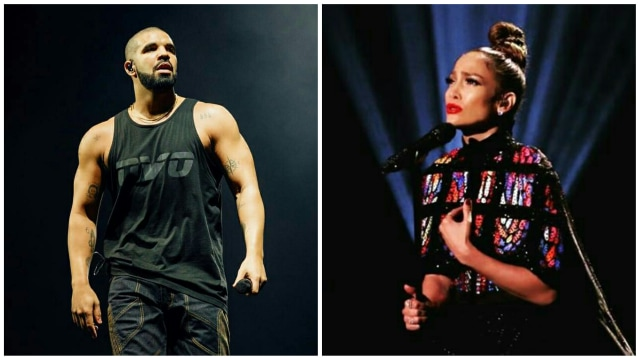 Drake Belikan Jennifer Lopez Kalung Senilai Rp 1,3 Miliar (490239)