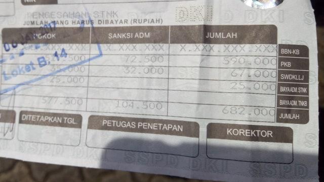 Samsat Daan Mogot