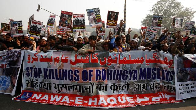 UNHCR Puji Pemerintah RI dan Warga Aceh yang Terima Pengungsi Rohingya (15571)