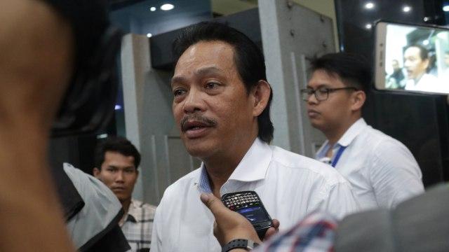 Deputi Pemberantasan BNN Arman Dapari
