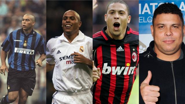 Ronaldo da Lima svorio netekimas svorio metimas nežinant