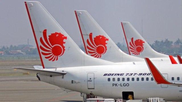 Seorang Wanita Melahirkan di Pesawat Lion Air Rute Makassar - Kendari (63571)