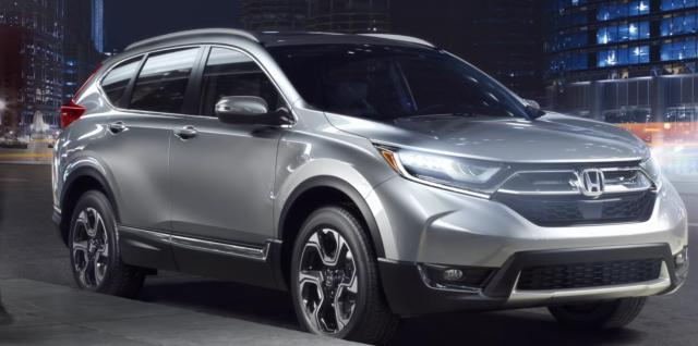 New Honda Suv >> All New Honda Crv Kumparan Com