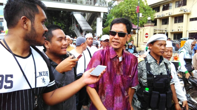 Juru Bicara FPI Munarman