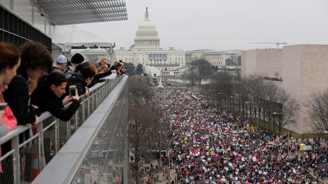 Demo Anti Trump