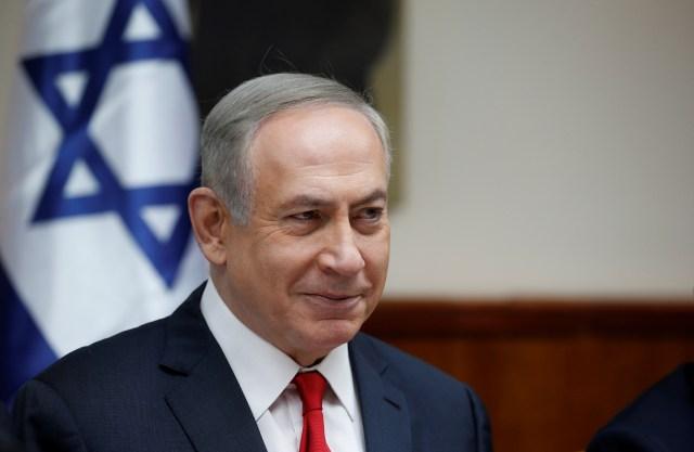 Ketika PM Israel Salah Sebut Boris Johnson Jadi Boris Yeltsin (260720)