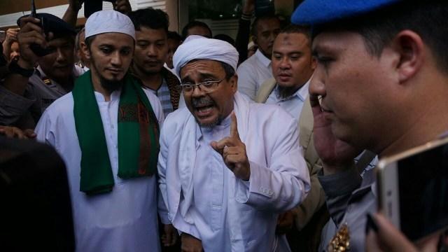 Habib Rizieq Telah Dites Swab, Hasilnya Negatif Corona (215484)
