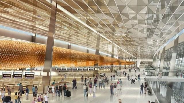 Ilustrasi Bandara