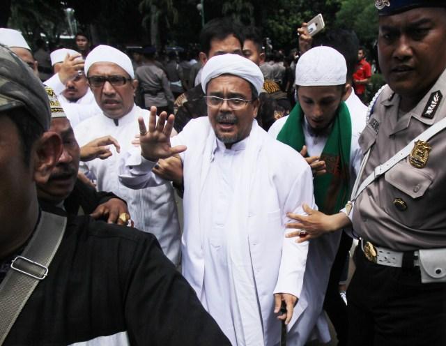 Cerita di Balik Habib Rizieq Selesaikan S3 di Penjara (78488)