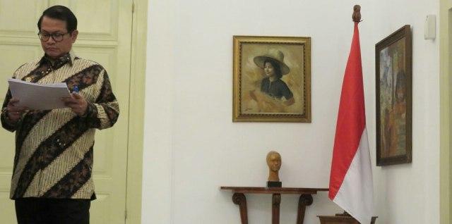 Jokowi Bentuk Unit Kerja Pembinaan Ideologi Pancasila (58557)