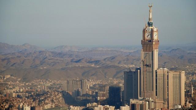 Kota Mekkah, Arab Saudi