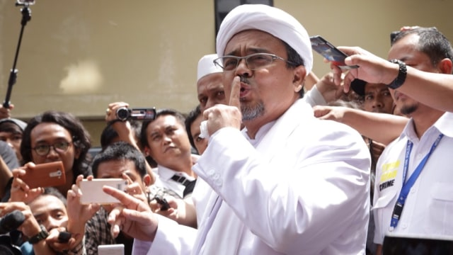 Tarik Ulur SKT FPI: Kemenag Beri Rekomendasi, Terganjal AD/ART Khilafah Islamiah (306942)