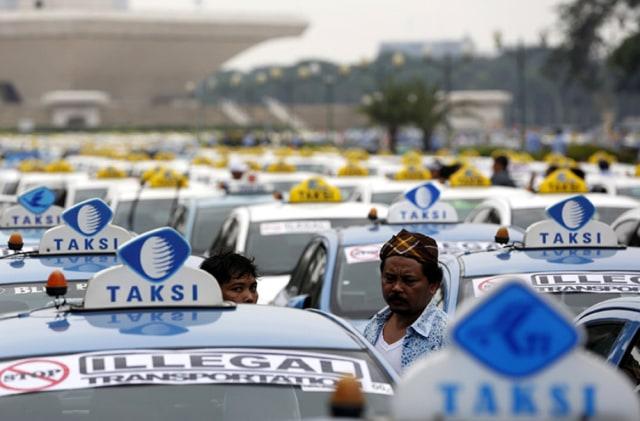 Cerita Dimas soal Layanan Taksi Bandara di Bandara 'New' Ahmad Yani (162428)