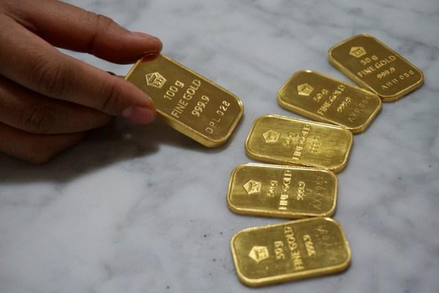 Saham 3 Perusahaan Emas Naik Saat Harga Emas Diramal Terus Turun Kumparan Com