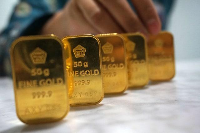 Harga Emas Hari Ini Rp 707.000 (3320)