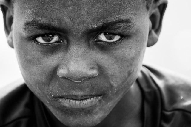 Tanda Seorang Bocah Dianggap 'Penyihir' di Afrika (712903)