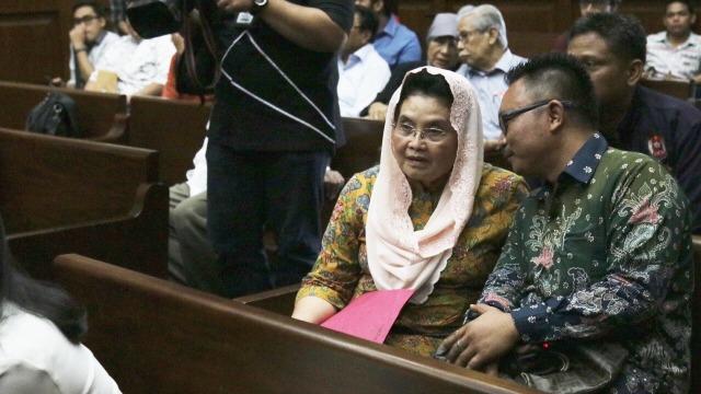 Polemik Wawancara Deddy Corbuzier dan Siti Fadilah Supari (7296)